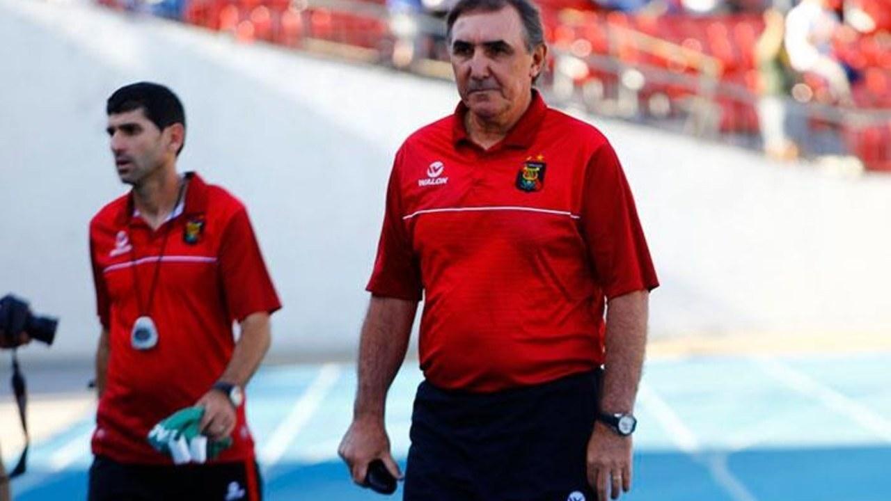 Jorge Pautasso renunció a Melgar tras estrepitosa goleada en Copa Sudamericana 2019